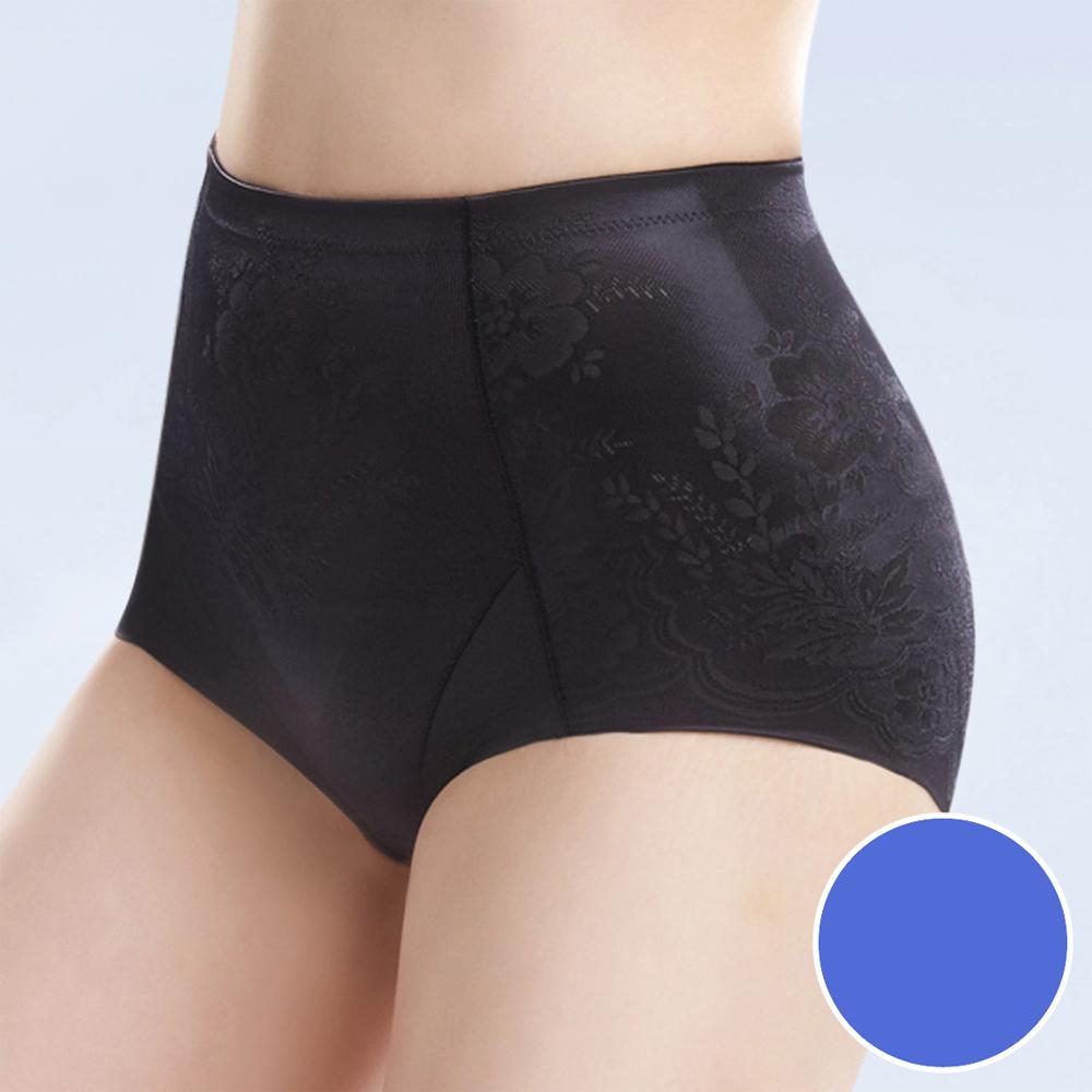 華歌爾 BABY HIP 系列 64-82 標準腰短管修飾褲(愛琴海藍)
