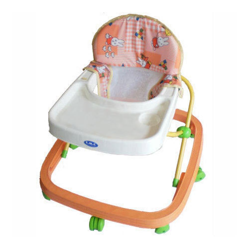 奇買KEMALL 可愛動物升降式學步車(SK-102)