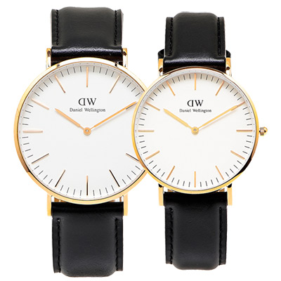 DW Daniel Wellington Classic Sheffield 經典對錶