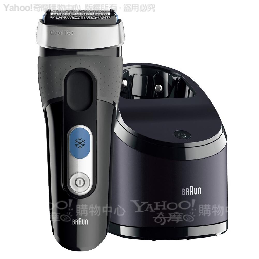 德國百靈BRAUN°CoolTec系列冰感科技電鬍刀CT6cc