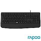 雷柏 Rapoo  NK1900 有線鍵盤