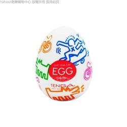日本TENGAx美國Keith Haring STREET 挺趣自慰蛋 KHE-001