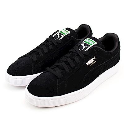 PUMA SUEDE CLASSIC+ 女休閒鞋 35263487 黑