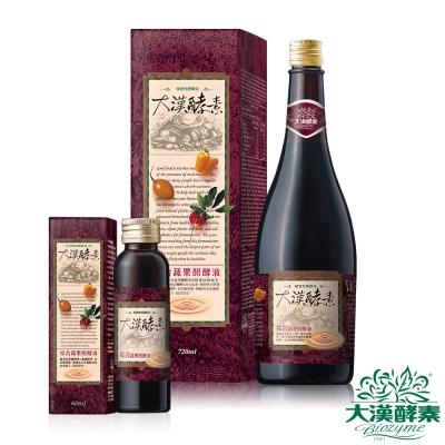 大漢酵素綜合蔬果醱酵液(720mlx1+60mlx2)