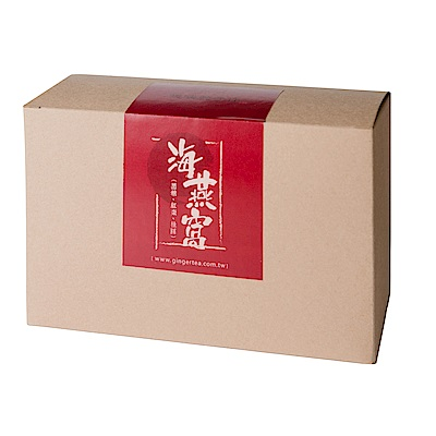 暖暖純手作 桂圓紅棗海燕窩(12入)