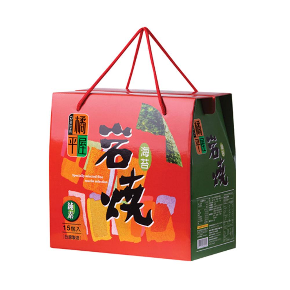 橘平屋 岩燒海苔禮盒