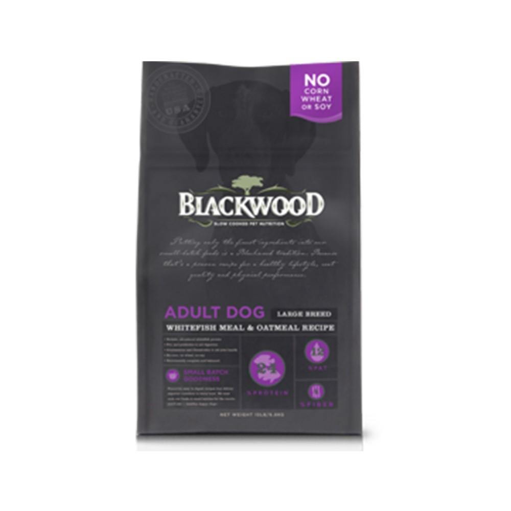 柏萊富blackwood 特調大型成犬配方(白鮭魚+燕麥)15磅
