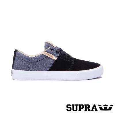 SUPRA Stacks VUC II系列男鞋-黑/墨灰