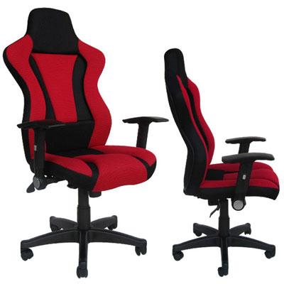 LOGIS-極限星動賽車型電腦椅/辦公椅