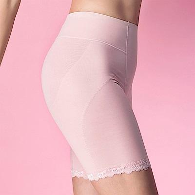 華歌爾 Skin Lift UP系列 64-82 長管款束褲 (香柚膚)瘦小腹