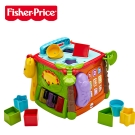 【麗嬰房】Fisher Price 費雪 可愛動物積木盒