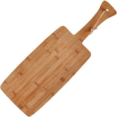 GALZONE 竹製槳型砧板(長58cm)