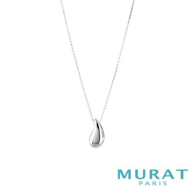 MURAT Paris米哈巴黎 曲線圓錐造型項鍊