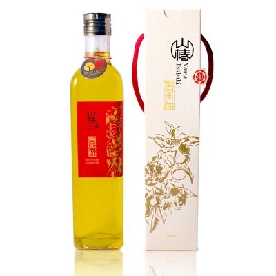 山椿 特級苦茶油(500ml/瓶)