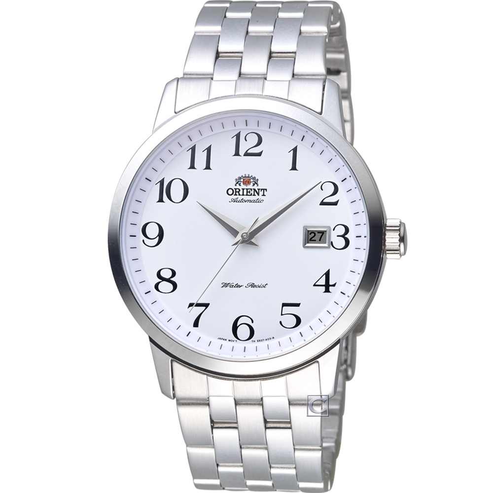 ORIENT東方錶經典自動上鍊機械錶(FER2700DW)-41mm