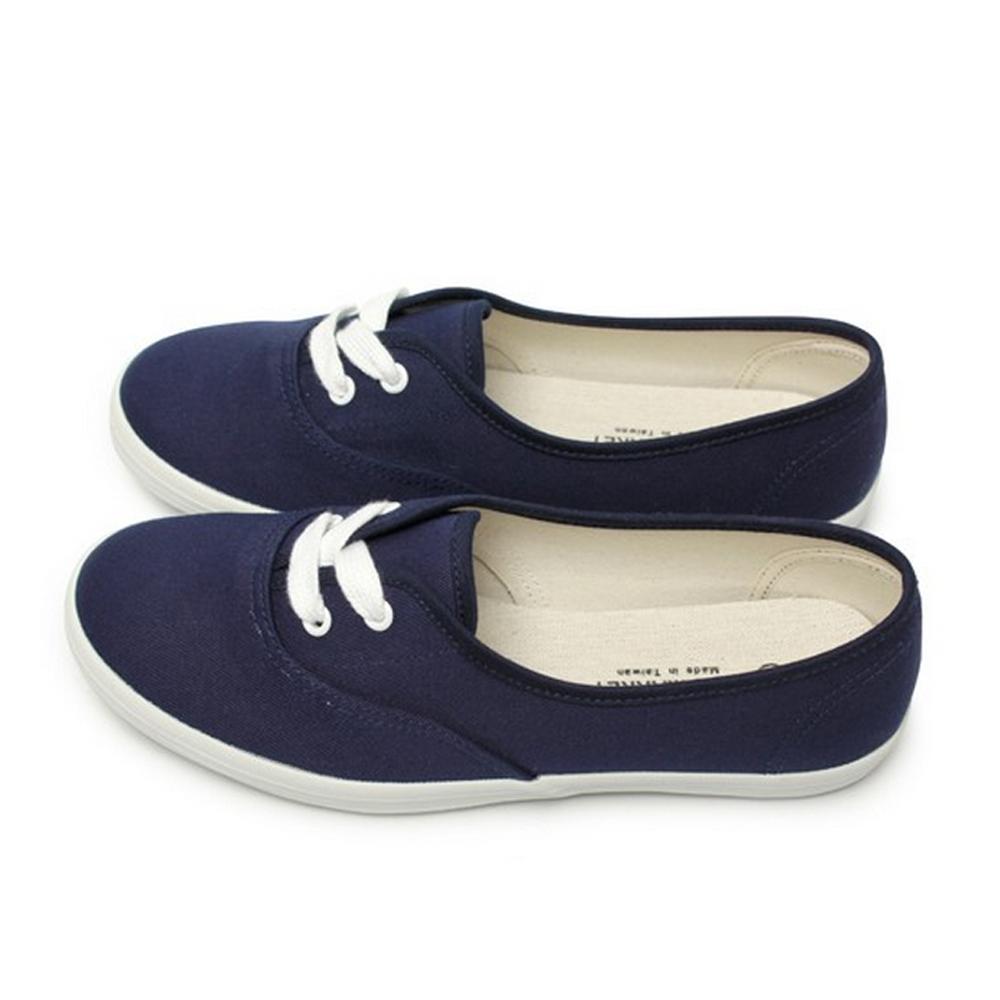 FUFA  MIT 簡約休閒休閒鞋 (A41)-深藍色