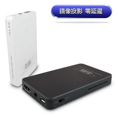 WD89A終極企業款 無線螢幕同步鏡像投影器(送4大好禮)