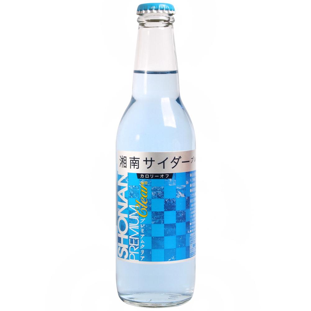 川崎飲料 川崎碳酸飲料-湘南藍海風味(330ml)