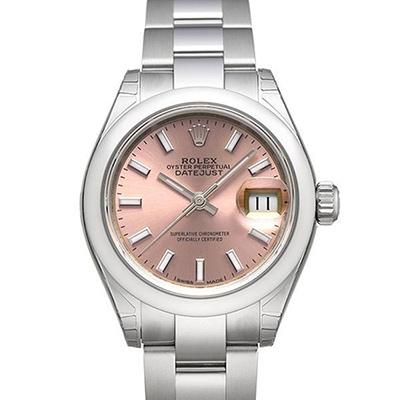 ROLEX 勞力士Datejust 279160 蠔式日誌型粉色手錶-28mm
