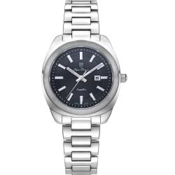 奧柏表 Olym Pianus 聚焦時尚石英腕錶-黑/33mm   5706LS