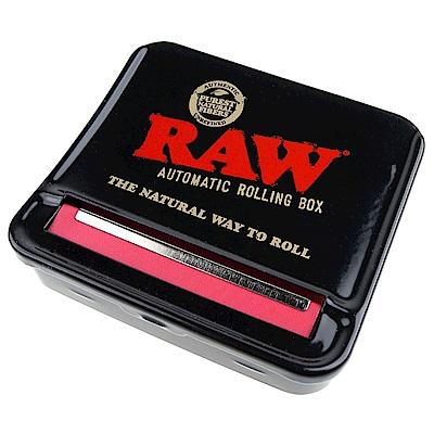 RAW 西班牙進口-金屬製半自動捲煙器(7公分)