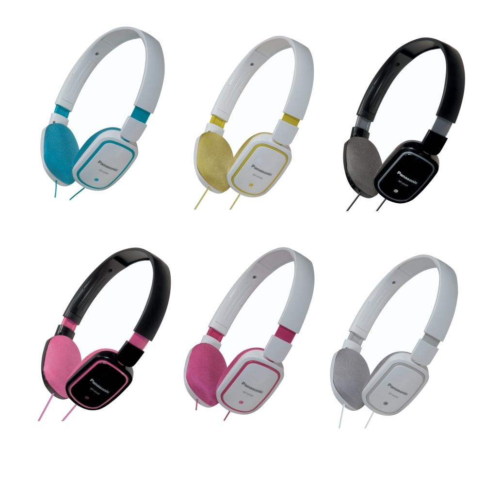 [福利品]Panasonic RP-HX40 頭戴式輕耳機散裝出清