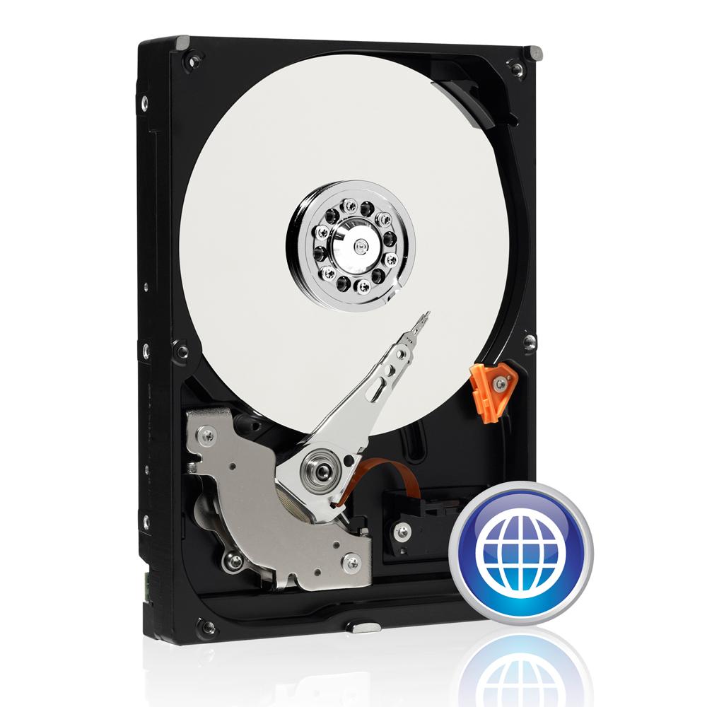 WD Blue系列 3.5吋 1TB SATA3 硬碟機(64MB快取)