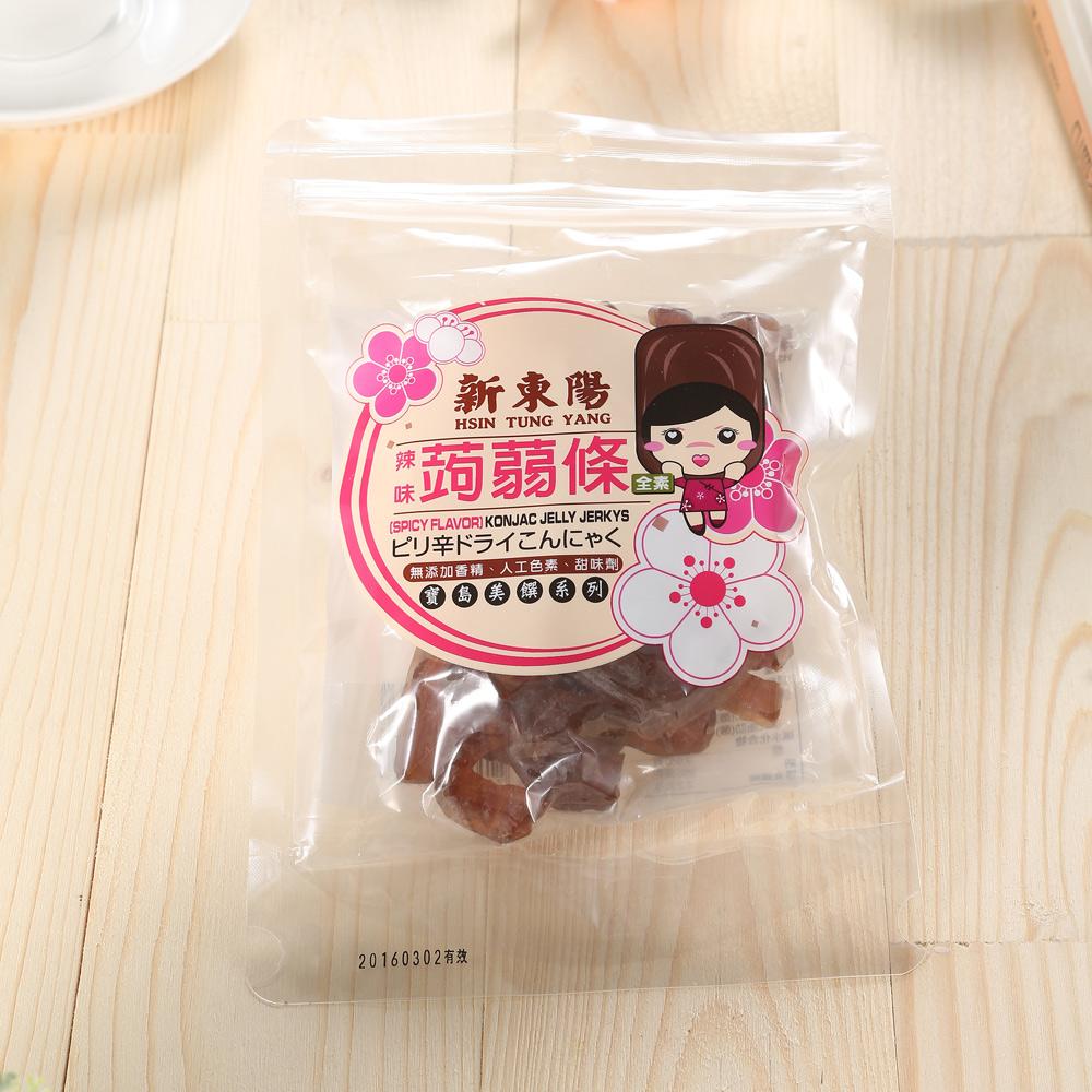 新東陽 辣味蒟蒻條(175g)
