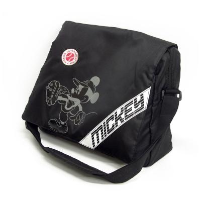 《凡太奇》美國品牌【迪士尼DISNEY】光速黑潮運動側背包