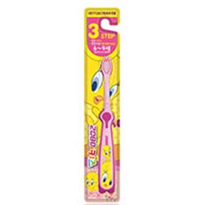 韓國2080 Tweety卡通兒童牙刷第3階段(6-9歲)