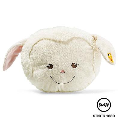 STEIFF德國金耳釦泰迪熊 - 綿羊 枕頭 靠枕Lamb Cushion(動物王國)