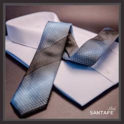 SANTAFE 韓國進口中窄版7公分流行領帶 (KT-980-1601016)