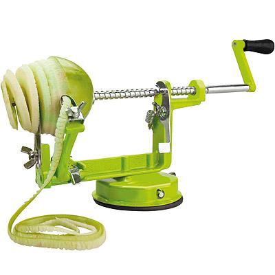 IBILI Bistrot 3in1旋轉式蘋果削皮器