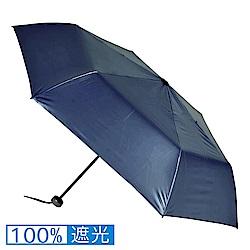 2mm 第二代 100%遮光降溫 超輕量折傘 (深藍)