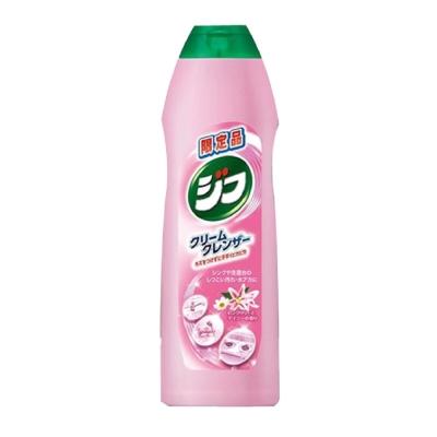 日本強力除垢萬用清潔乳-花香270ml