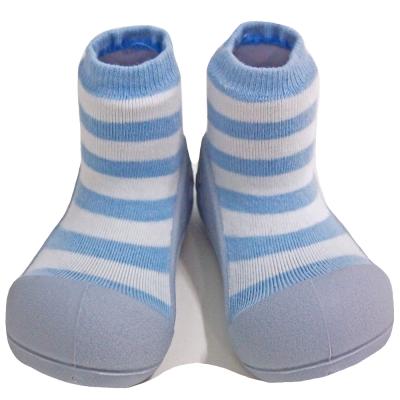 韓國 Attipas 學步鞋 正廠品質有保證 尺寸齊全AN06-花香藍