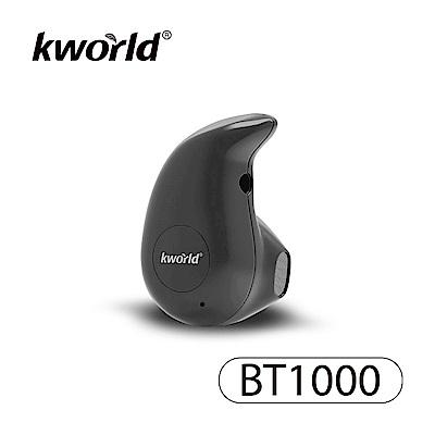 廣寰 Kworld 迷你單耳無線藍牙耳麥 BT1000