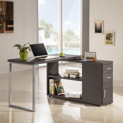 美傢COMDESK-L型電腦書桌-DIY自行組合產品-寬120*120*75.2cm