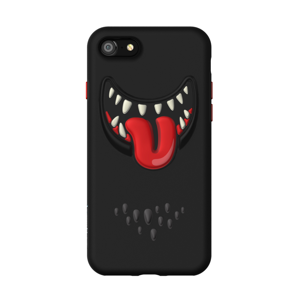 SwitchEasy Monsters iPhone 7 笑臉怪獸保護套