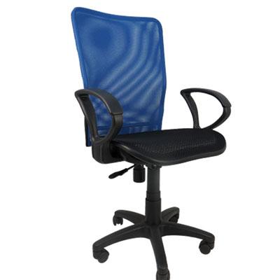 Design MIT全網鋼背透氣涼椅/辦公椅/涼椅