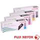 FujiXerox彩色115/116/225系列原廠標準容量碳粉四色(CT202264~270) product thumbnail 1