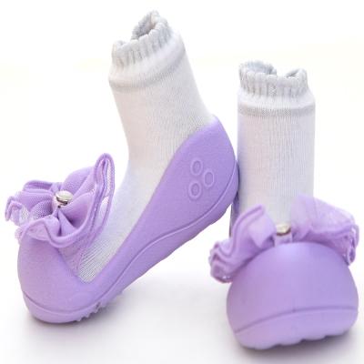 attipas 韓國娃娃鞋2014年 新品獨家販售AQ02-水晶紫