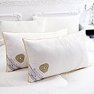 【Annabelle】特選-100%澳洲進口高級純綿羊毛枕一對