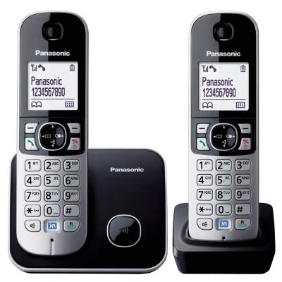 Panasonic 松下國際牌 DECT 數位節能省電無線電話 KX-TG6812