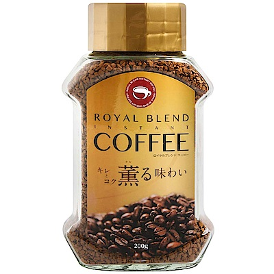 Instanta 皇家金牌咖啡(200g)