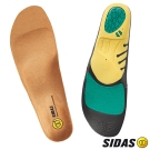 SIDAS Outdoor 3D 登山健行抗菌鞋墊(緩震保護、舒緩足壓)