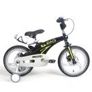 寶貝樂嚴選 16吋超輕量鎂合金前後碟煞腳踏車(打氣胎)