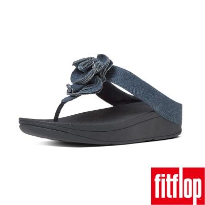 FitFlop TM-FLORRIE TM TOE-THONG-丹寧