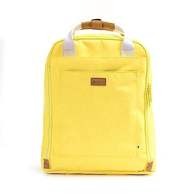 GOLLA後背包-日光黃