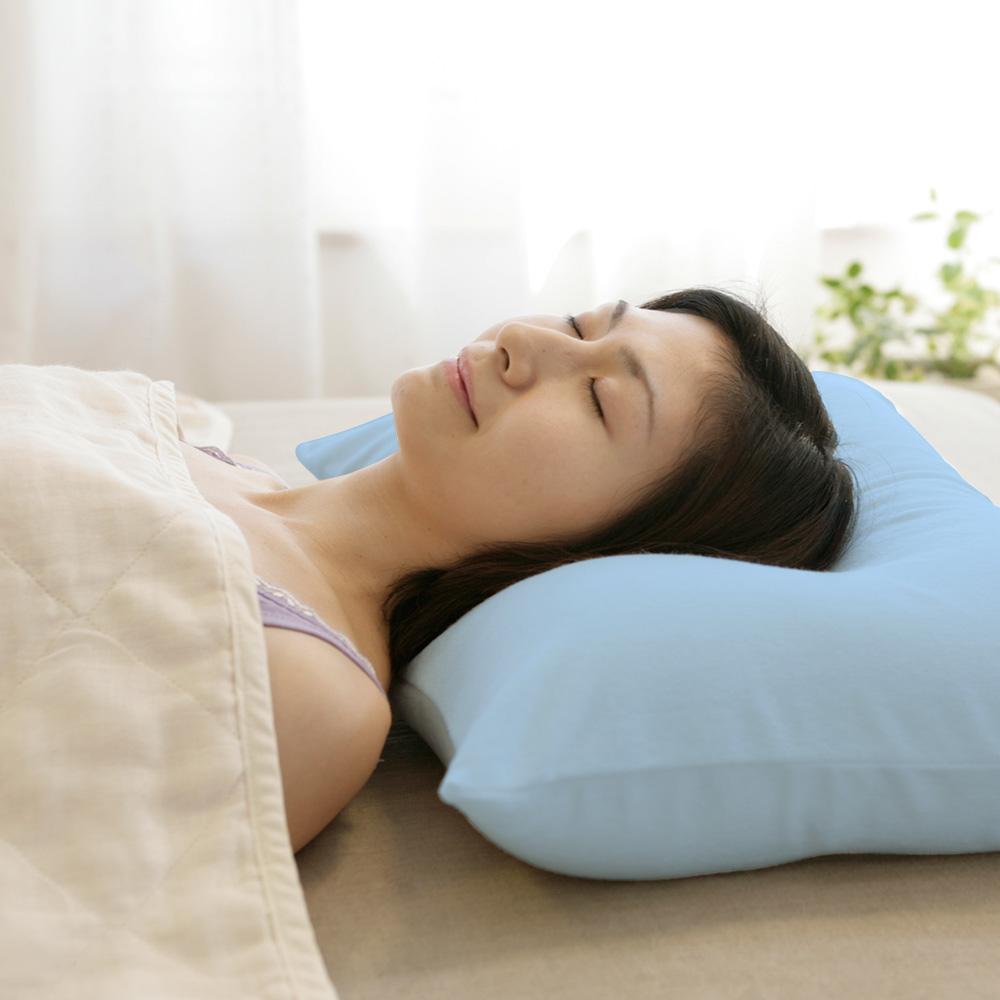 王樣的夢枕 記憶枕 (天空藍)